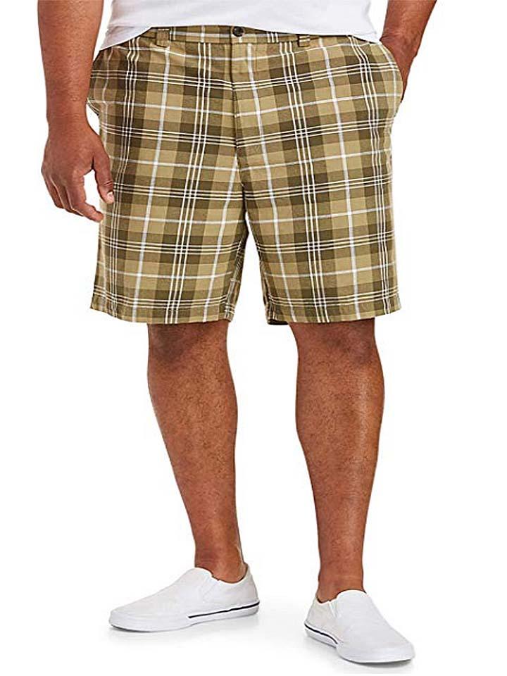 10 Extra Long Golf Shorts | Big and Tall Golf Shorts Fashionable For Big Men (Golfers). 3