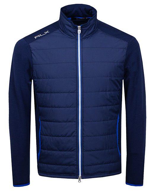 big and tall golf rain hybrid jacket RLX