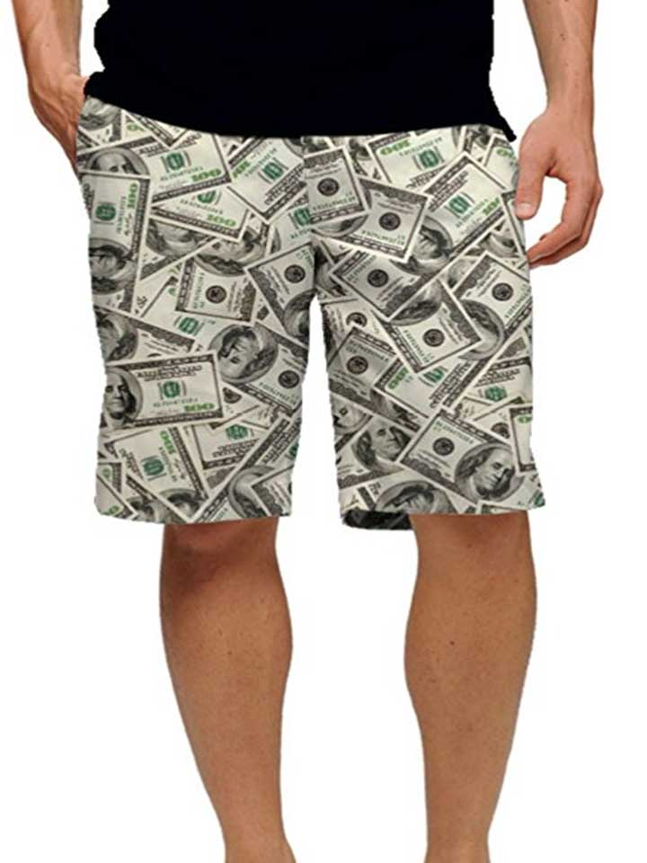 Most Fashionable Big and Tall Golf Shorts