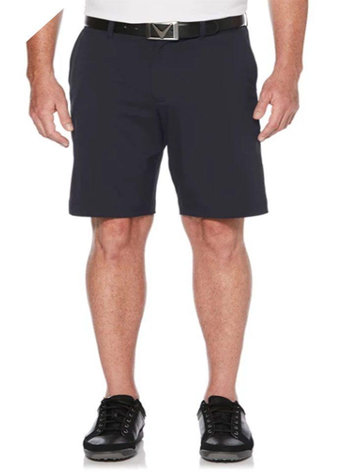 Big & Tall Opti-Stretch Solid Golf Short -Mens Big and Tall Golf Apparel