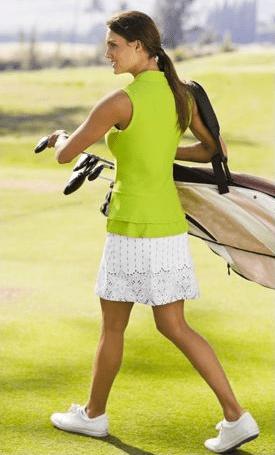Golf Apparel For Ladies