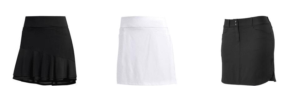 Women golf skirts