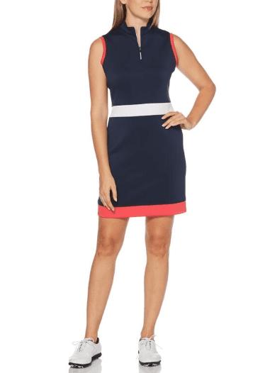 luxury women's golf dress