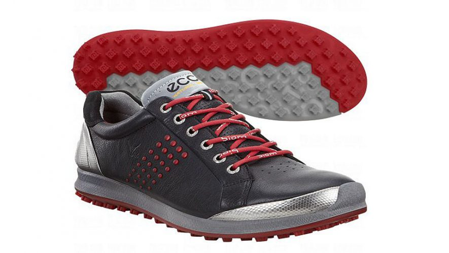 ecco spikeless golf shoes
