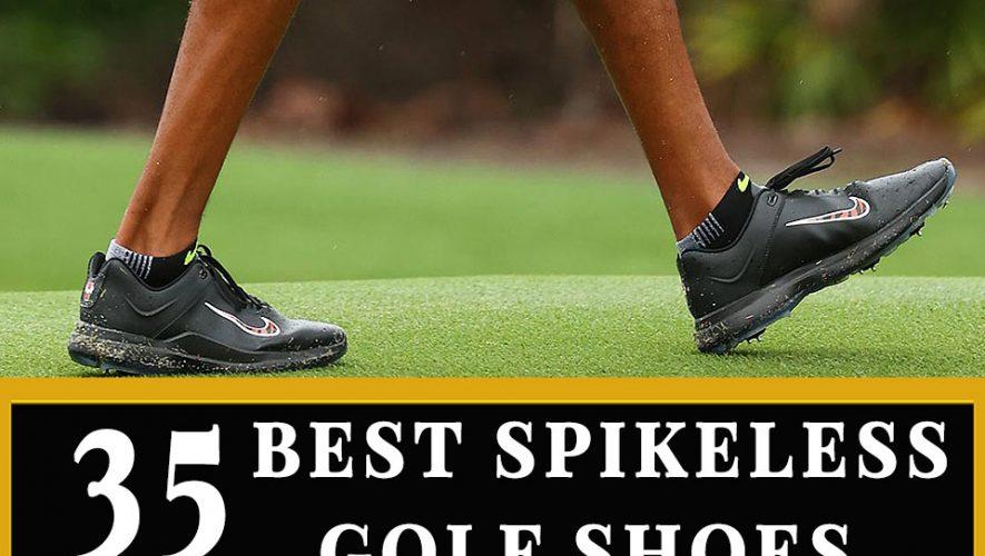 Best Spikeless Golf Shoe