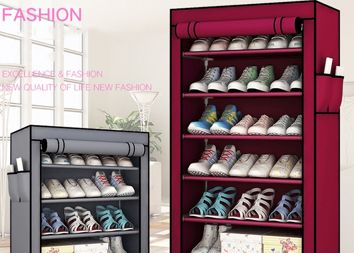Shoe Rack, Shoe Cabinet, Shoes Organizer