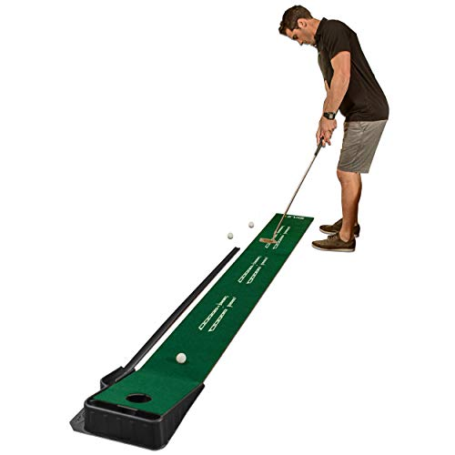 gifts for golfers, best golf gifts for men, putting golf mat