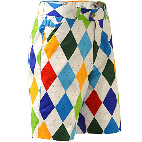 golf gifts for men, loudmouth golf shorts