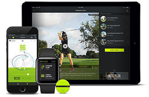 golf swing analyzer, golf gifts for men, gifts for golfers,