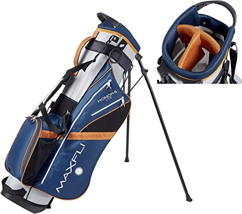 gifts for golfers, best sunday bags, golf bags maxfli sunday golf stand bag,