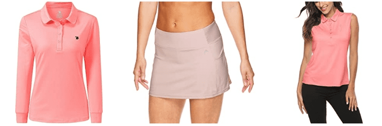 Best Stylish Women's Golf Clothes for Female Golfers in 2021.. 15