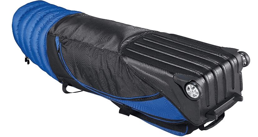 Best hard case golf travel bags with wheels by BagBoy