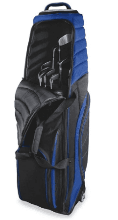 best hard case golf travel bags with wheels 2021