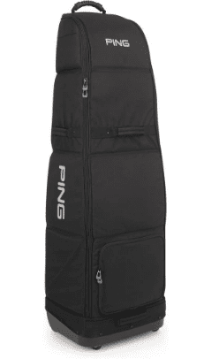 best hard case golf travel bags with wheels- ping golf travel bags