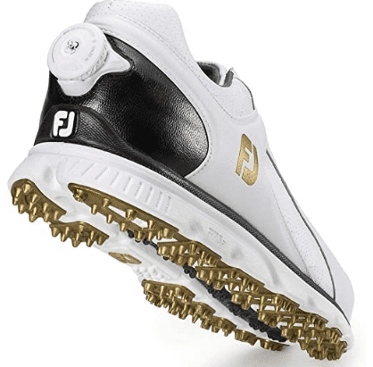 best spikeless golf shoes by footjoy
