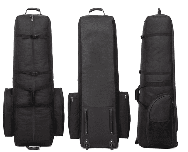 12 Best Hard Case Golf Travel Bags With Wheels You Will Love In 2021. 3