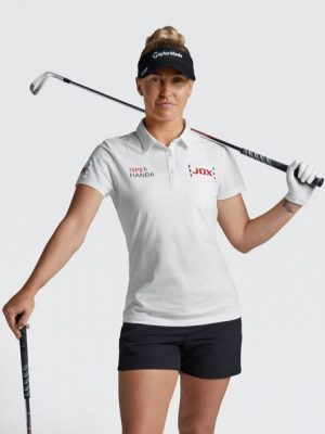 charley hull luxury golf clothes