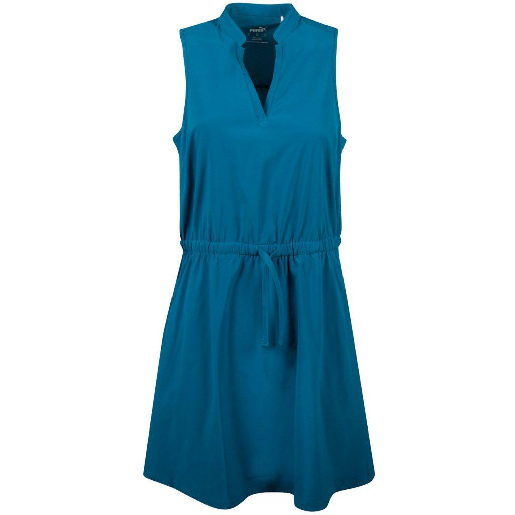 ladies sleeveless golf DRESS,