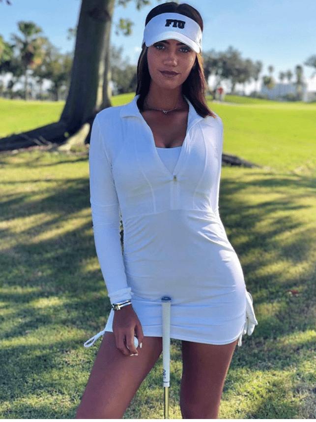 womens designer golf clothes,