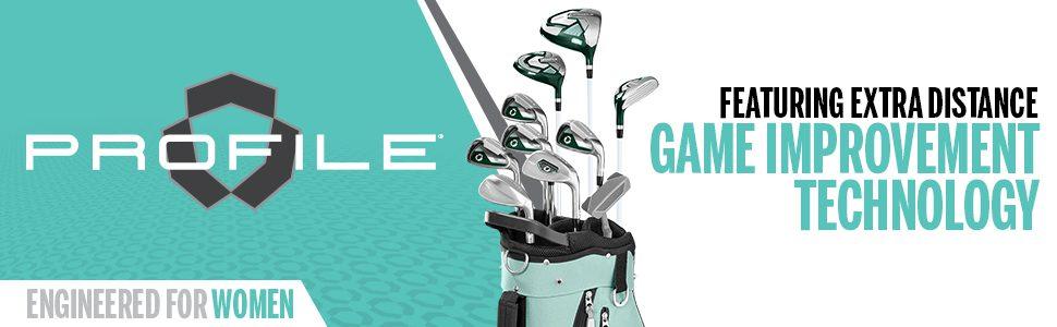 10 Best Women's Petite Golf Clubs For Beginners | Overall Best Petite Womens Golf Clubs. 1