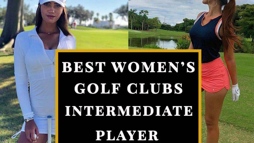 Best Ladies Golf Club Sets For Intermediate Players