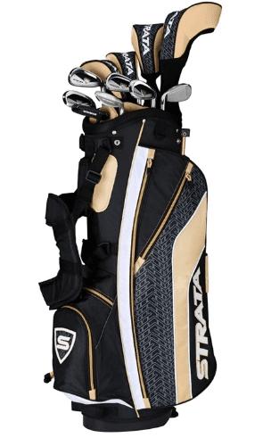 best women's golf clubs intermediate player, best women's petite golf clubs for beginners,
