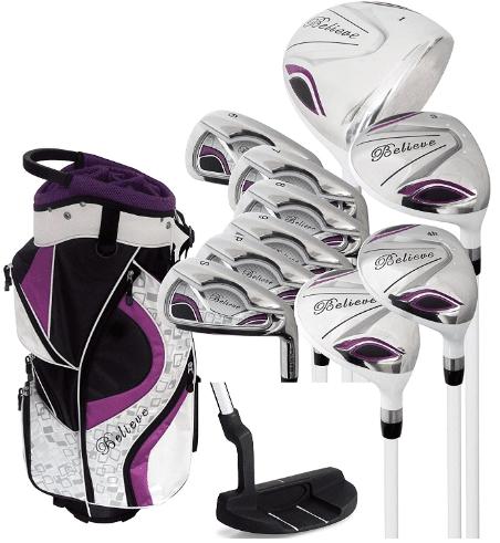 women's petite golf clubs for beginners