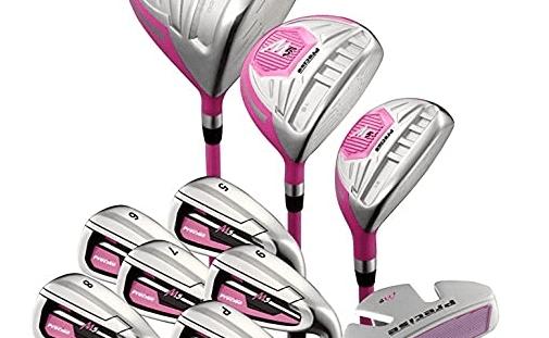 best beginner women's golf clubs