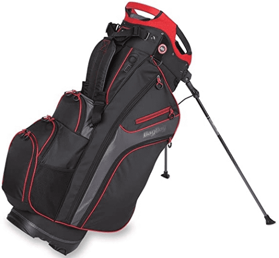 best stand bag with 14 full-length dividers