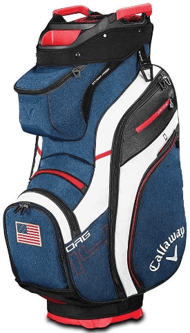 best golf bags with individual club slots
