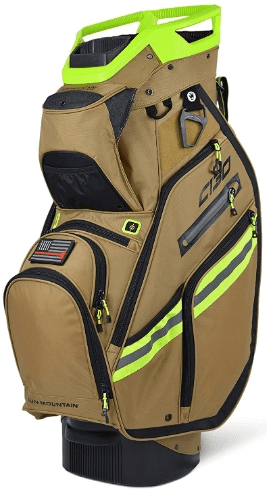 15 Best Golf Bags With Individual Club Slots For 2021. 3