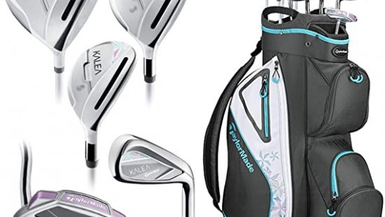 10 Beginner Women's Golf Clubs To Improve Your Game In 2021. 3
