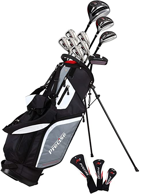 11 Best Mens Golf Clubs For Beginners In 2021. 6