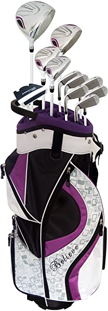 10 Beginner Women's Golf Clubs To Improve Your Game In 2021. 5