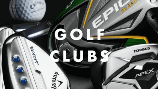 best golf clubs for beginners UK
