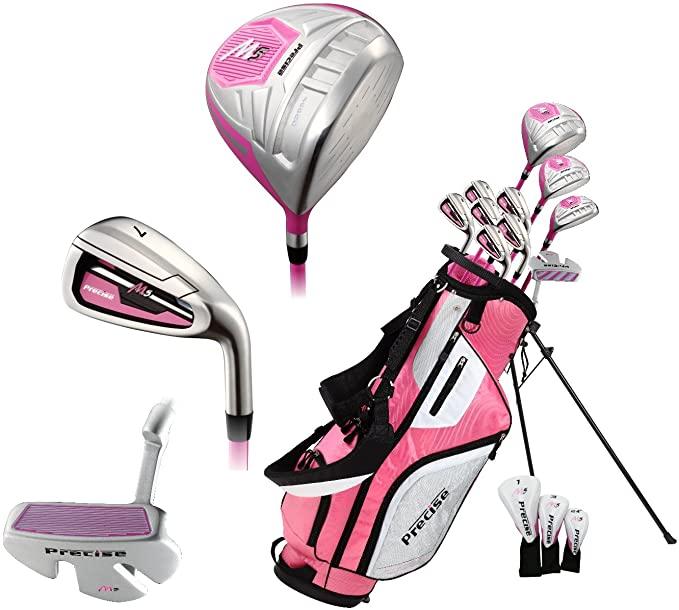 10 Best Women's Starter Golf Clubs: Womens Golf Clubs Starter Set In 2021. 4