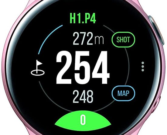 7 Best Women's GPS Golf Watch To Improve Your Game In 2021. 1