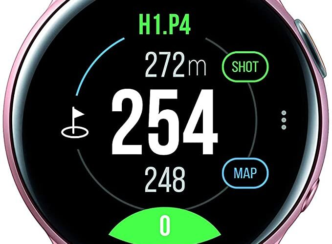 7 Best Women's GPS Golf Watch To Improve Your Game In 2021. 2