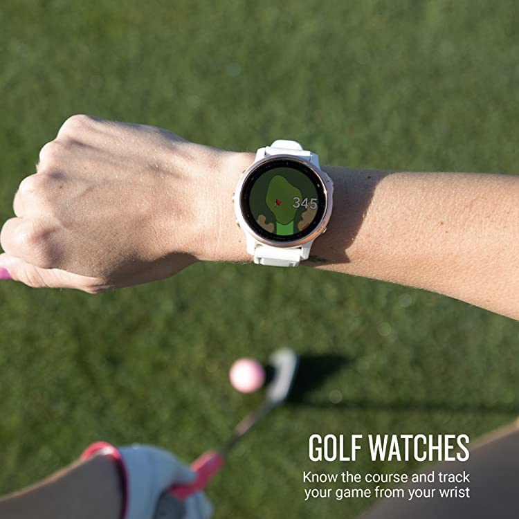 7 Best Women's GPS Golf Watch To Improve Your Game In 2021. 3