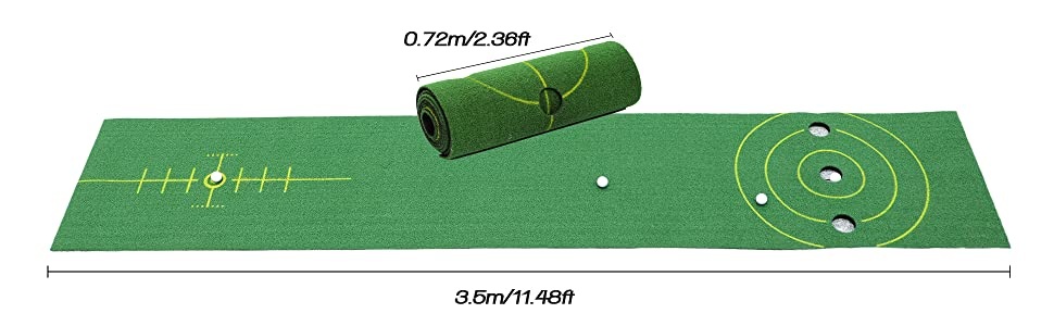 12 Best Golf Practice Mat UK & The Best Golf Mat and Net For Every Budget. 8