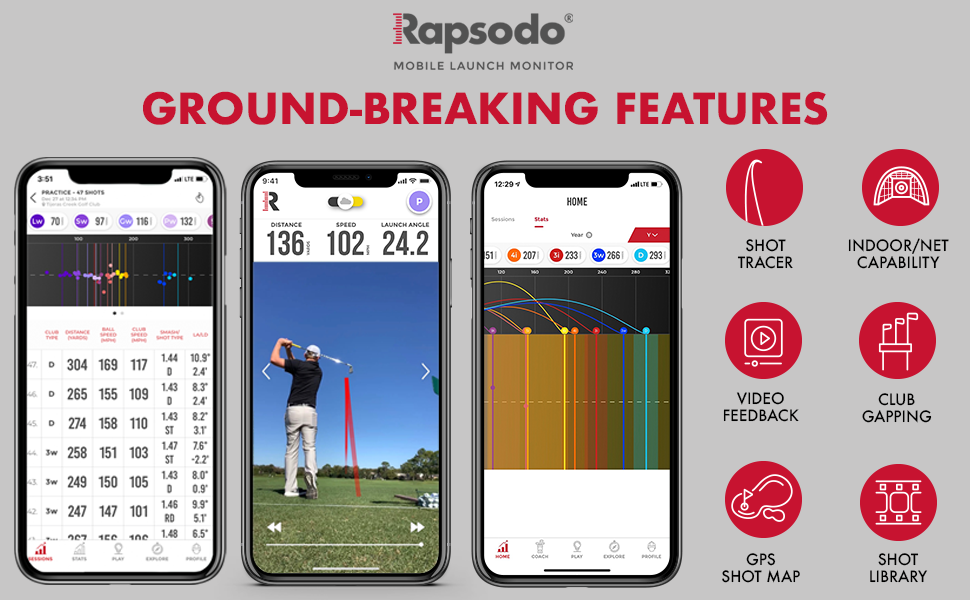 15 Best Golf Launch Monitor 2021: A Comprehensive Review. 3