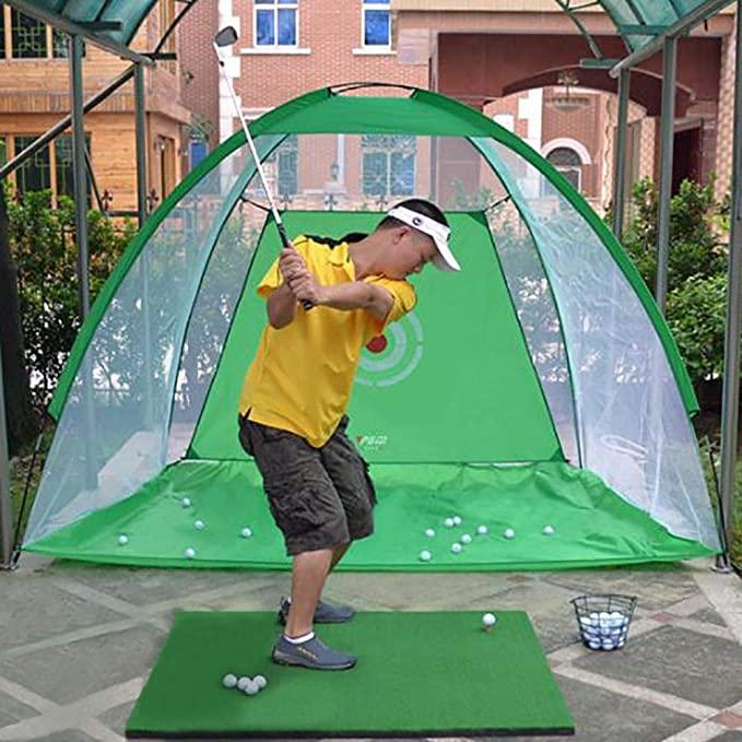 12 Best Golf Practice Mat UK & The Best Golf Mat and Net For Every Budget. 14