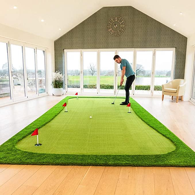 12 Best Golf Practice Mat UK & The Best Golf Mat and Net For Every Budget. 4