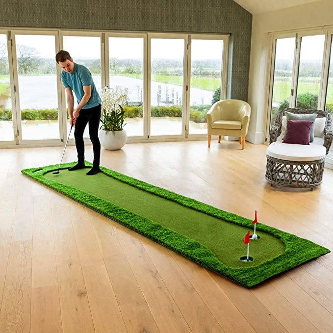 12 Best Golf Practice Mat UK & The Best Golf Mat and Net For Every Budget. 2