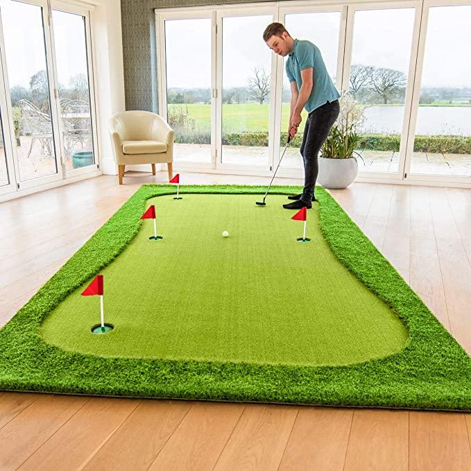 12 Best Golf Practice Mat UK & The Best Golf Mat and Net For Every Budget. 3