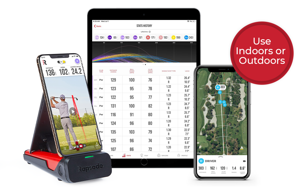 best personal launch monitor golf